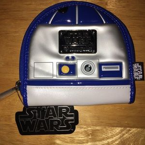 Disney LoungeFly Star Wars Wallet